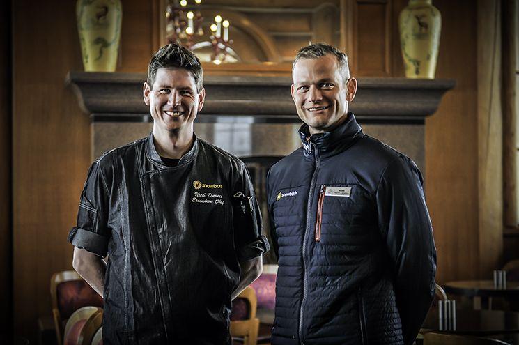 Snowbasin Announces New Culinary Leadership Team