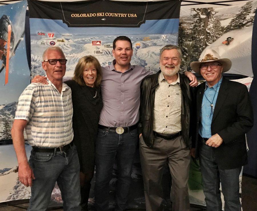 Dave Crisler Honored with Colorado Ski Country USA Lifetime Achievement Award