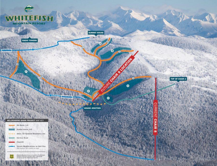 Whitefish Mountain Resort: The New Chair 4