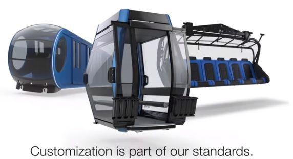 LEITNER ropeways presents its strengths in a new corporate video!