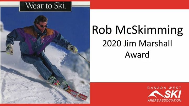 2020 Jim Marshall Award