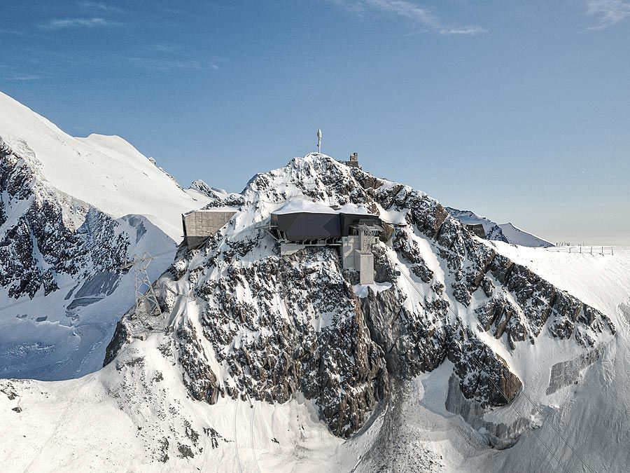 Leitner/Zermatt: The vision of an Alpine crossing takes shape