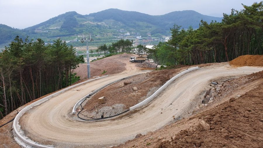 Bartholet: New milestone in Cheong Do, South Korea