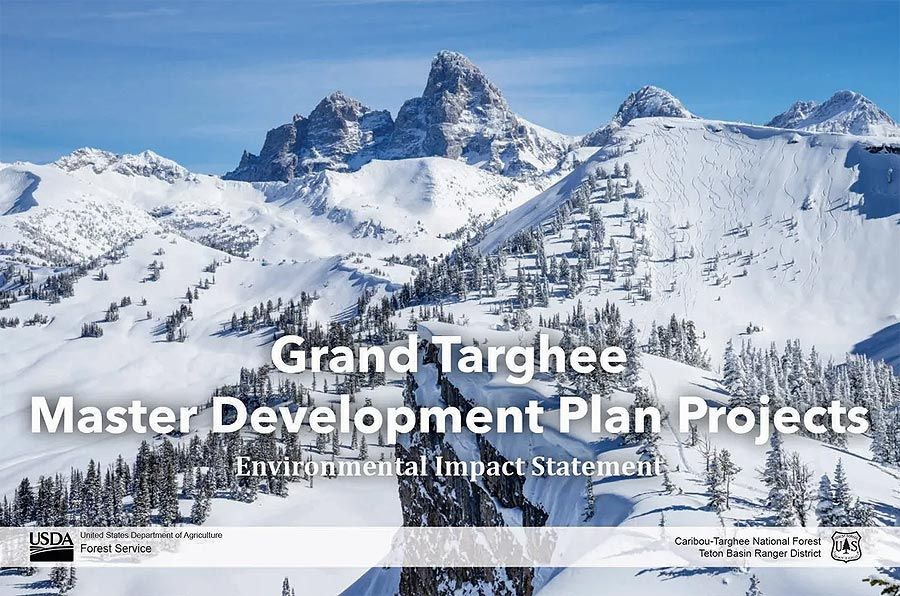 Official Scoping for the Grand Targhee Resort Proposal Started Aug 26