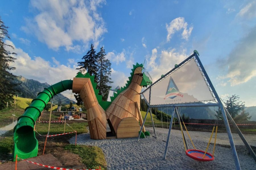 Sunkid: The Dragon of the Schwarzsee has come back to life