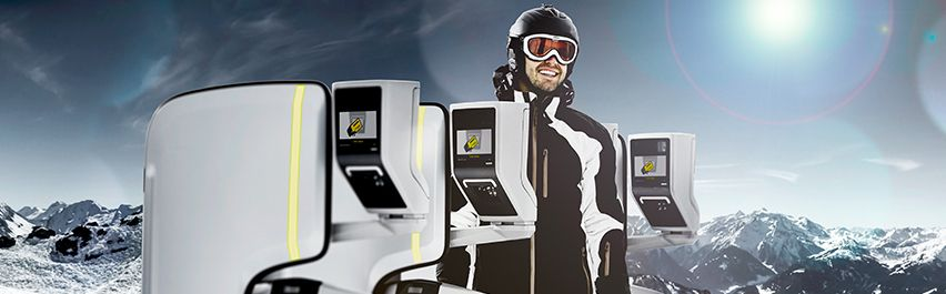 SKIDATA's Ski Access Technology Can Help Mountains Overcome the Public Health and Staffing Challenges Posed by the Coronavirus