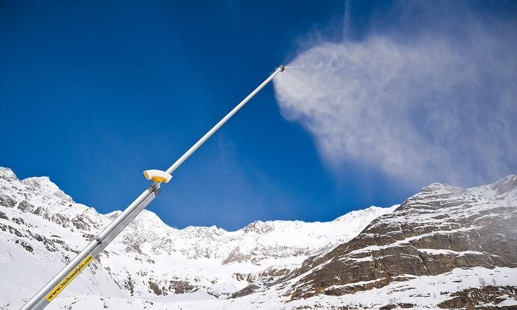 TechnoAlpin: State of the art snowmaking!