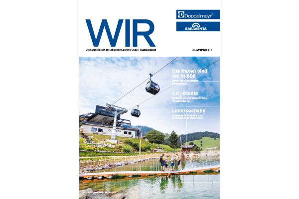 Doppelmayr: The new WIR is available!