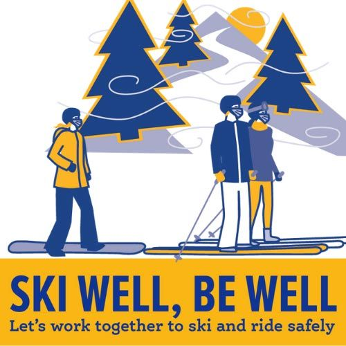 Ski Well, Be Well: National resources for Canadian ski areas