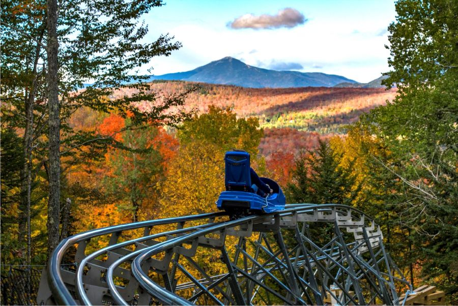 Governor Cuomo announces grand opening of Cliffside Coaster