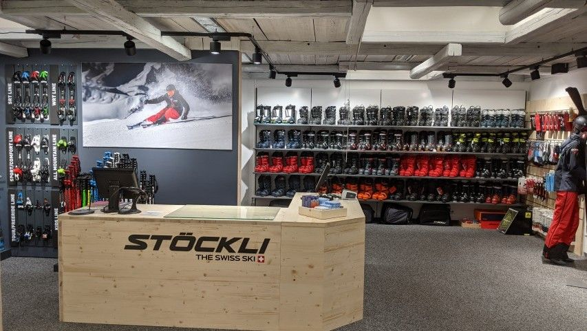 Stöckli and Axess are partnering up
