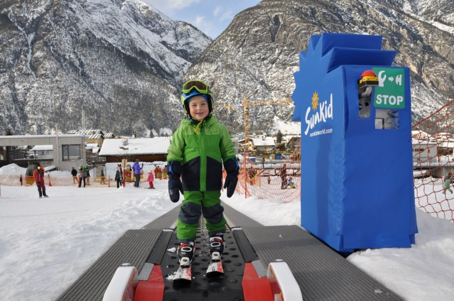 Sunkid: Moving Carpets inspire enthusiasm in Zams and Mieming
