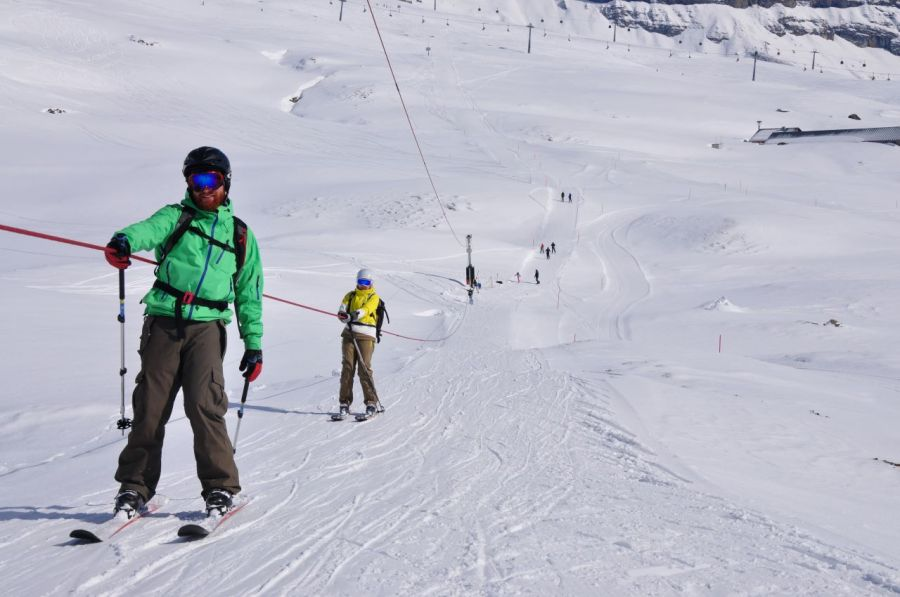 Sunkid: Small ski lifts with unexpected advantages