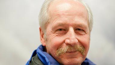 SMI Snow Makers John Parker retired