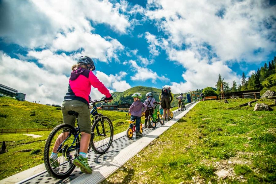 Sunkid: Mountain Summer as an Opportunity