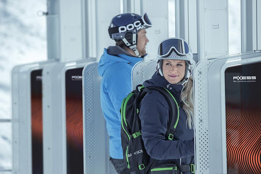 Axess: Clever pricing in the Pizol ski area