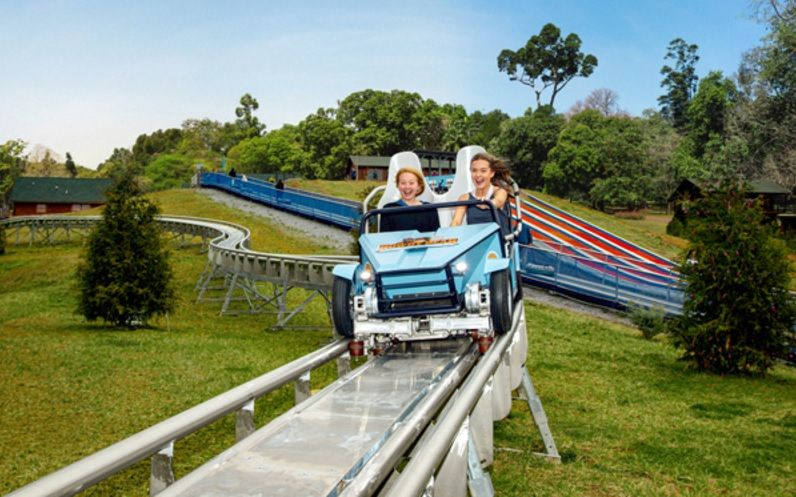 Wiegand: WORLD PREMIERE - Very first CoasterKart opens in the USA