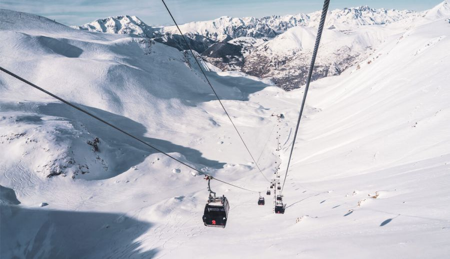 Northern Caucasus Resort selects MND to build new ropeways infrastructure
