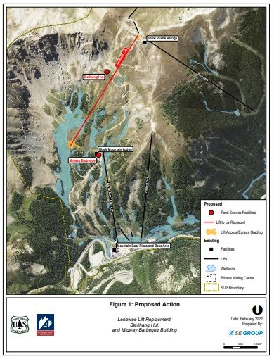 White River National Forest approves improvements at A-Basin