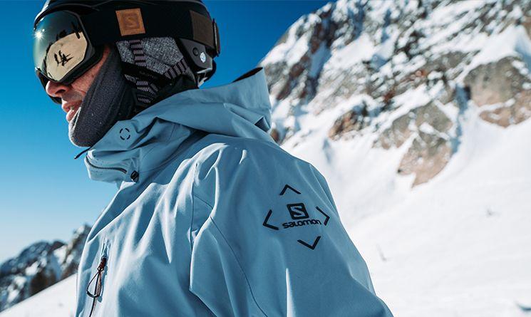 Snowbasin Announces Multi-Year Partnership with Salomon