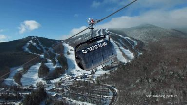 MND / Waterville Valley: First detachable ropeways in the United-States of America