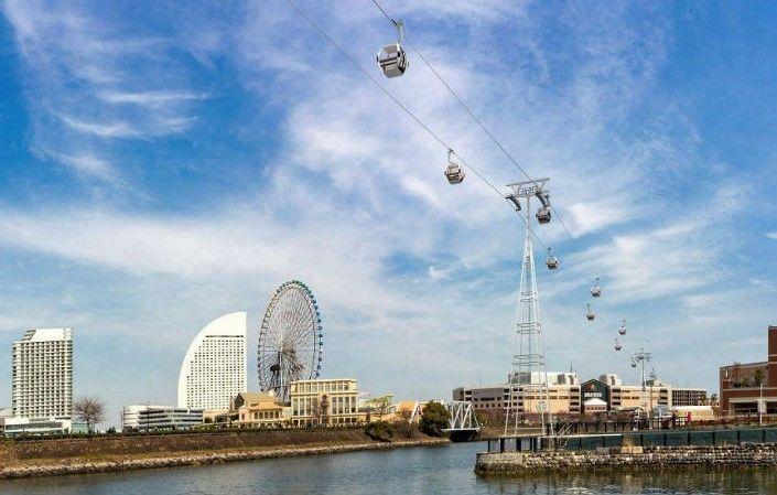 Japan: New Yokohama Air Cabin