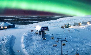 Pyhä ski resort / Finnland: Biggest investments in the resort