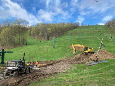 Seven Springs Mountain Resort to install new chairlift