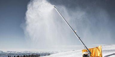 TechnoAlpin: A line of lances is revolutionizing snowmaking