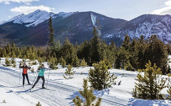 White River National Forest approves trail improvements at Frisco Nordic Center