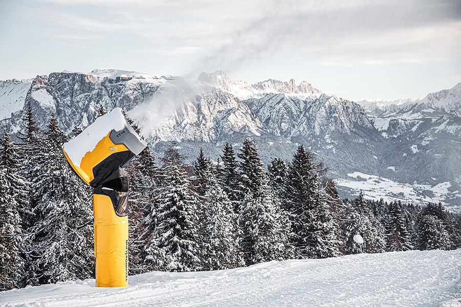 TechnoAlpin brings the future of snowmaking. Today.