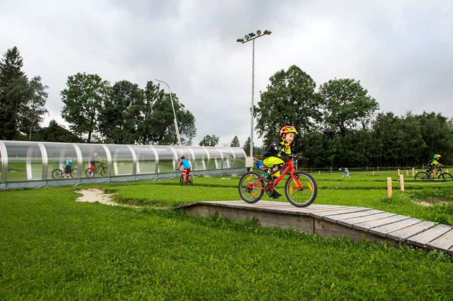 Sunkid: A Bike Park for All Age Groups