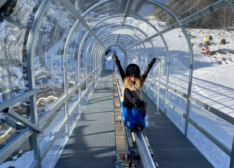 Sunkid: Luge Lou Bac Mountain – Grand Opening in Les Angles