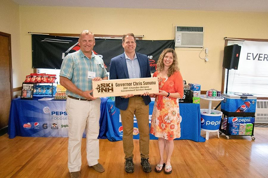 Ski New Hampshire: Recognizes Individuals for their Contributions to the Ski Industry