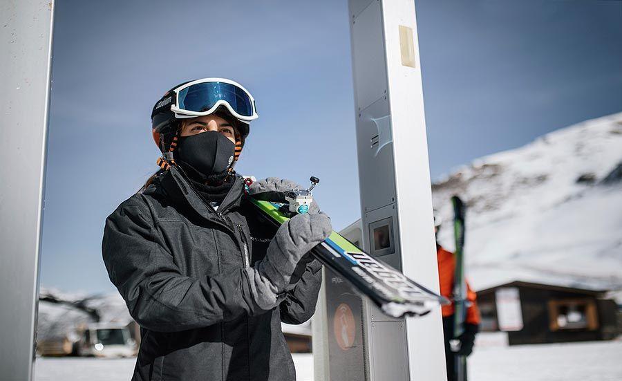 Axess in Catalonia: Digitized Ski Resorts
