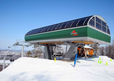 Mt. Rose: Lakeview lift - high speed for 2022-23