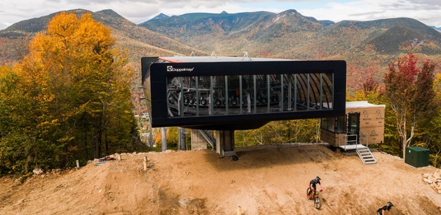 Loon Mountain: More Trails + Bigger Lift